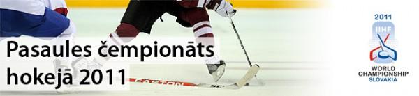 Pasaules čempionāts hokejā 2011