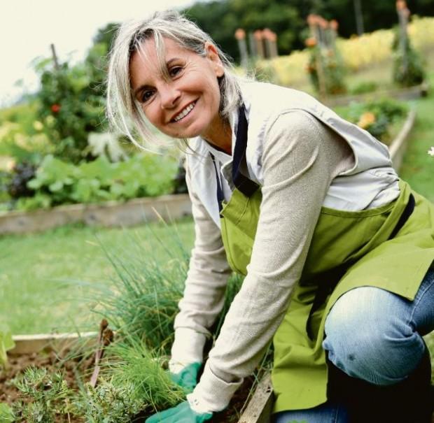 Ārsta padomi veselīgām dārza aktivitātēm